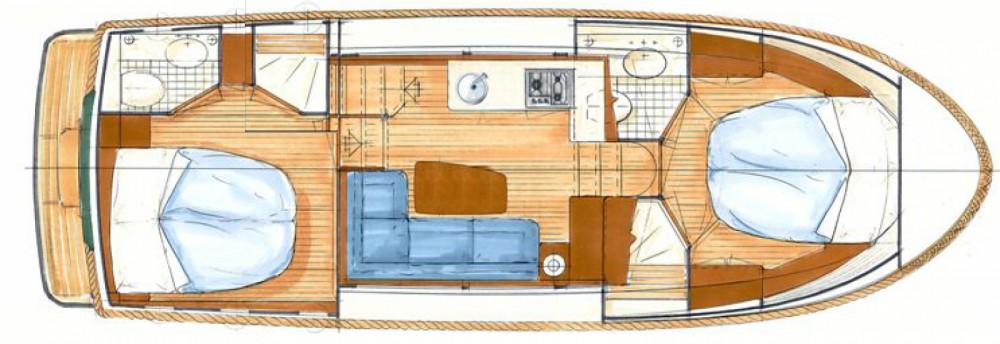 Location bateau Linssen Linssen New Classic 32 AC à Marina Buchholz sur Samboat
