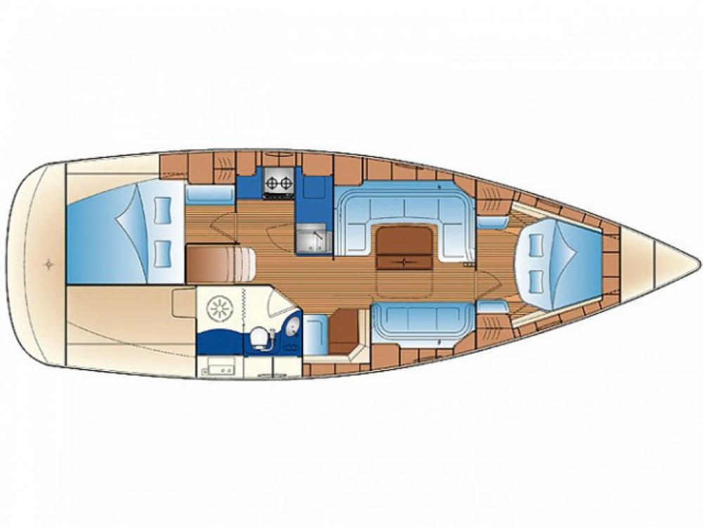 Location bateau Bavaria Bavaria 34 C à Rogoznica sur Samboat