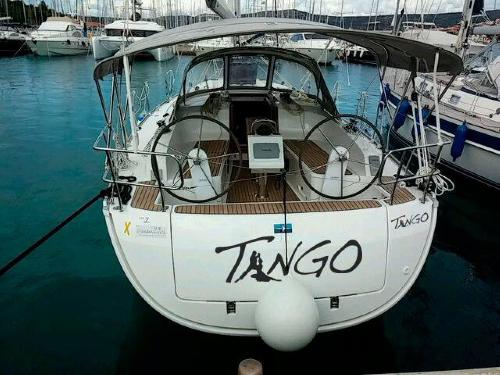 Bavaria Cruiser 37 entre particuliers et professionnel à Rogoznica