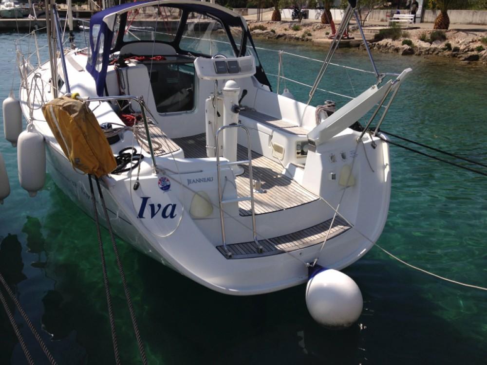 Location yacht à Rogoznica - Jeanneau Sun Odyssey 32i sur SamBoat