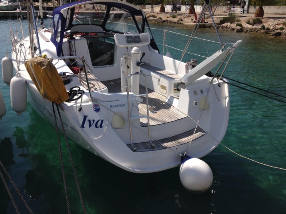 Location bateau Rogoznica pas cher Sun Odyssey 32i