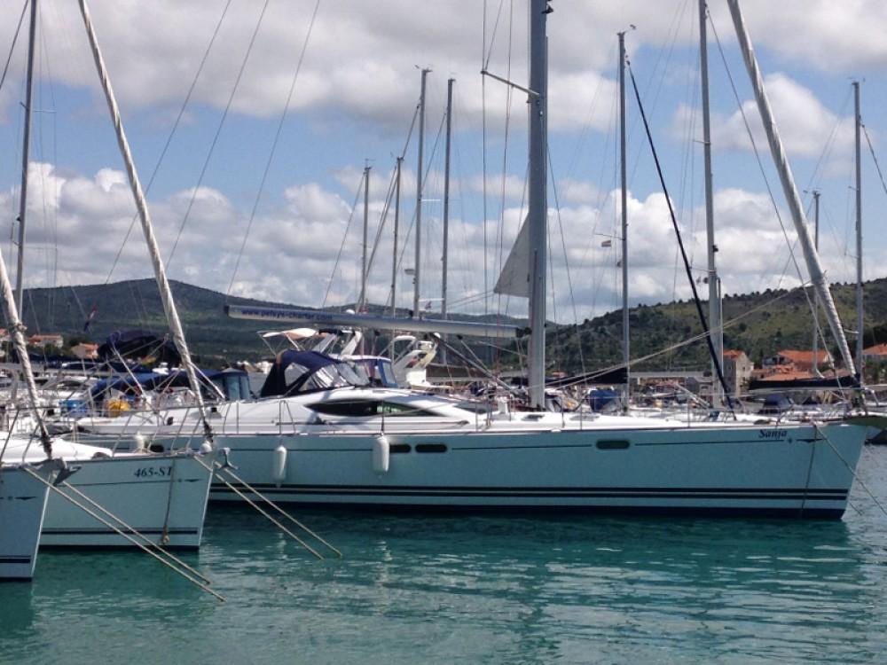 Location yacht à Rogoznica - Jeanneau Sun Odyssey 54 DS sur SamBoat