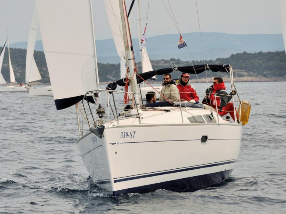 Jeanneau Sun Odyssey 36i entre particuliers et professionnel à Rogoznica