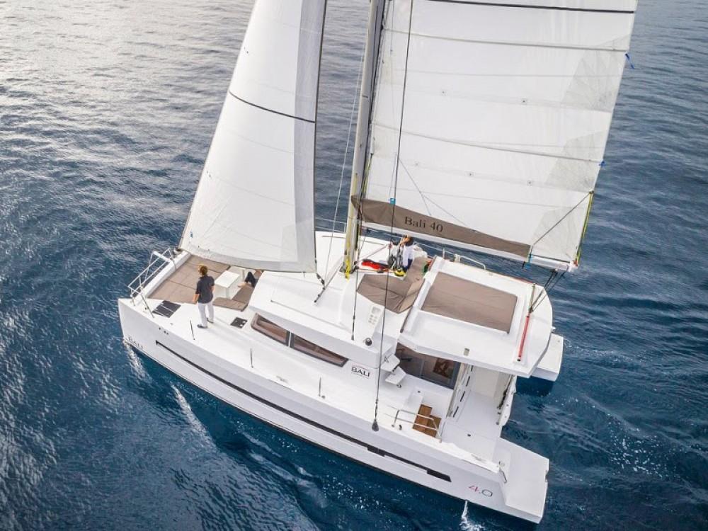 Louer Catamaran avec ou sans skipper Bali à Sibenik