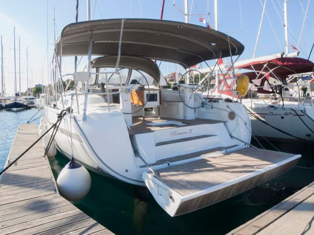 Bavaria Cruiser 50 entre particuliers et professionnel à Sibenik