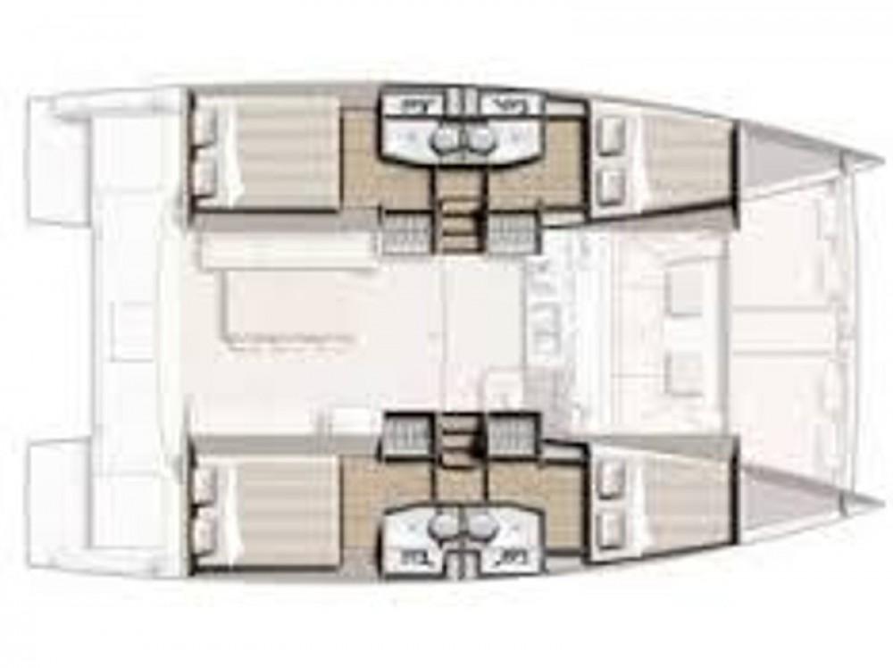 Location bateau Sibenik pas cher Bali 4.0..