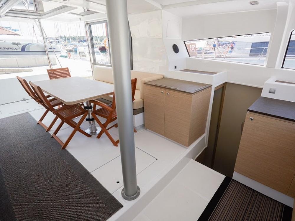 Location yacht à Sibenik - Bali Catamarans Bali 4.0 sur SamBoat