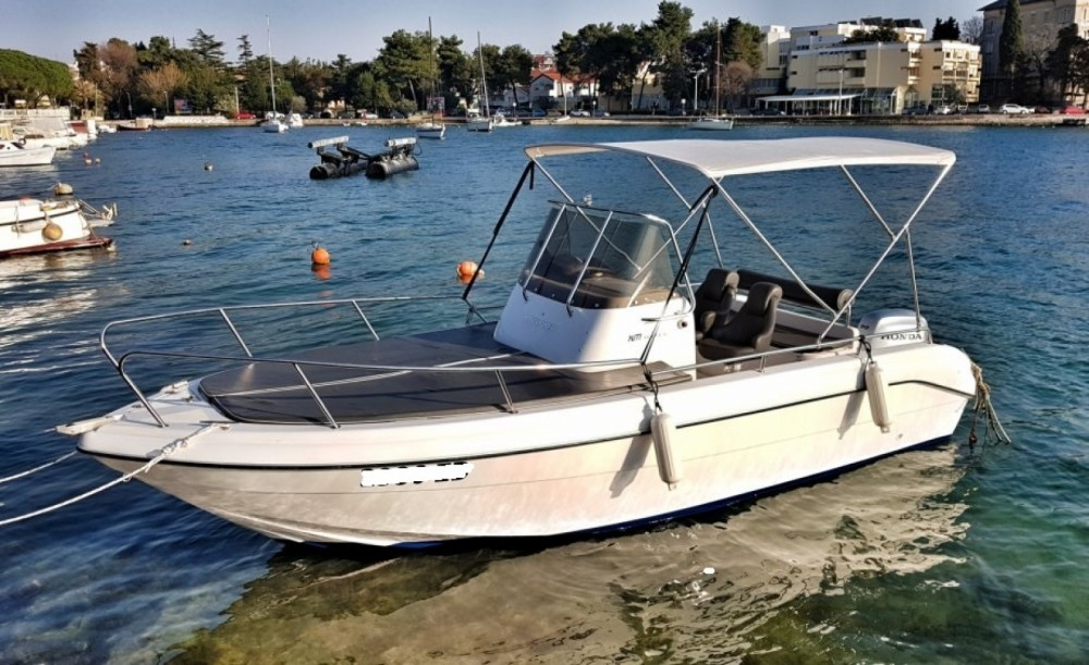 Boat rental Okrug Gornji cheap FLYER SUNDECK
