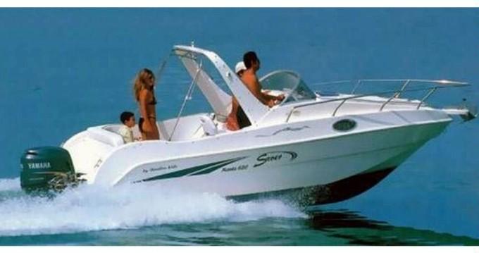 Location bateau Okrug Gornji pas cher SUNDECK