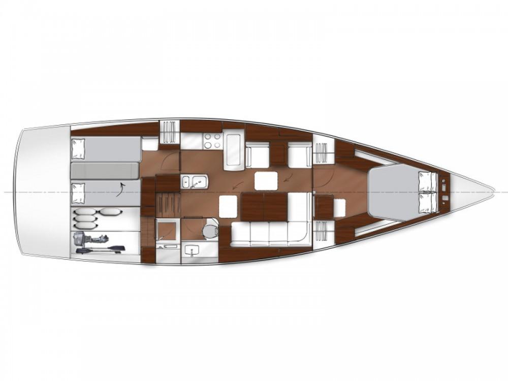 Rental Sailboat in Reykjavik - Bavaria Bavaria 42
