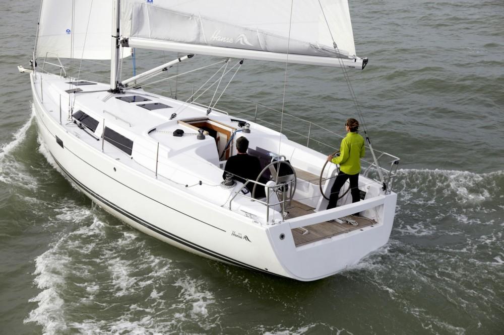 Louez un Hanse Hanse 375 à Fethiye