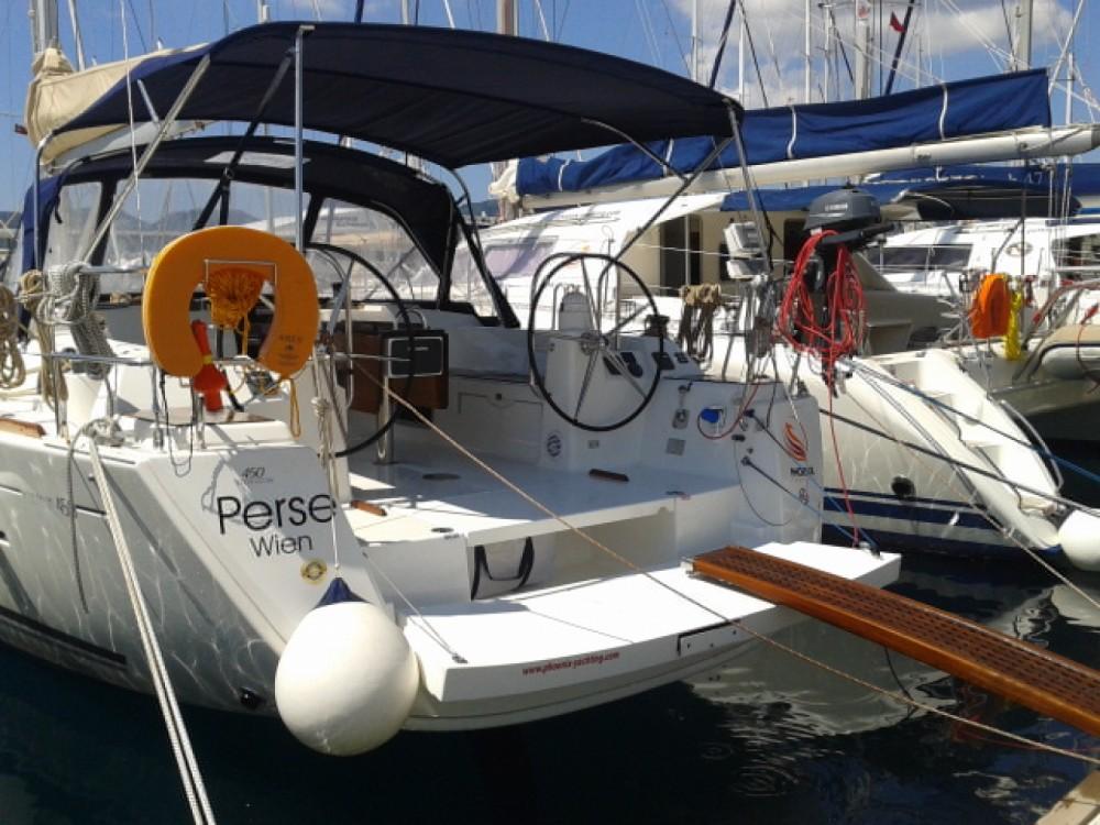 Location bateau Dufour Dufour 450 Grand Large à Marmaris sur Samboat