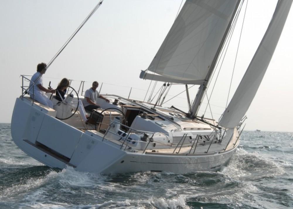 Location bateau Fethiye pas cher Dufour 445 GL