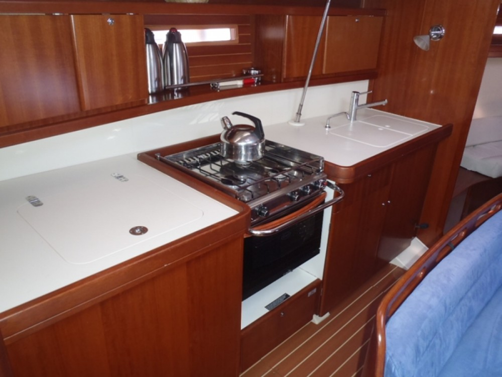 Location bateau Dufour Dufour 425 à Fethiye sur Samboat