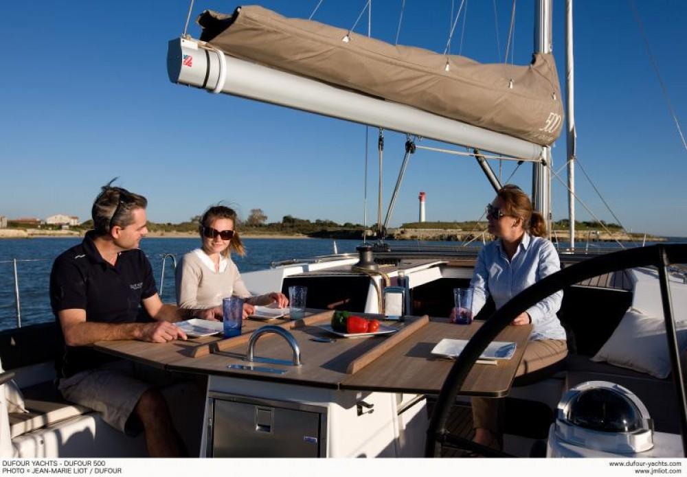 Location bateau Marmaris pas cher Dufour 500 Grand Large