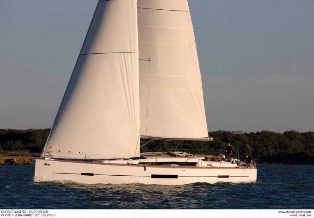 Location bateau Dufour Dufour 500 Grand Large à Marmaris sur Samboat