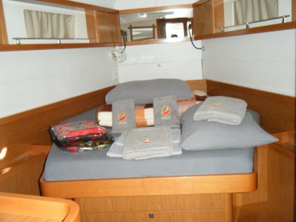 Location bateau Bénéteau Sense 50 à Fethiye sur Samboat