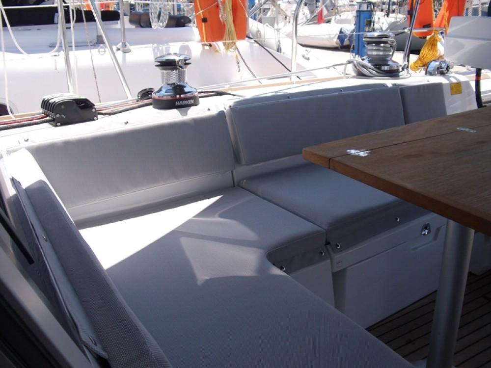 Location bateau Fethiye pas cher Sense 50