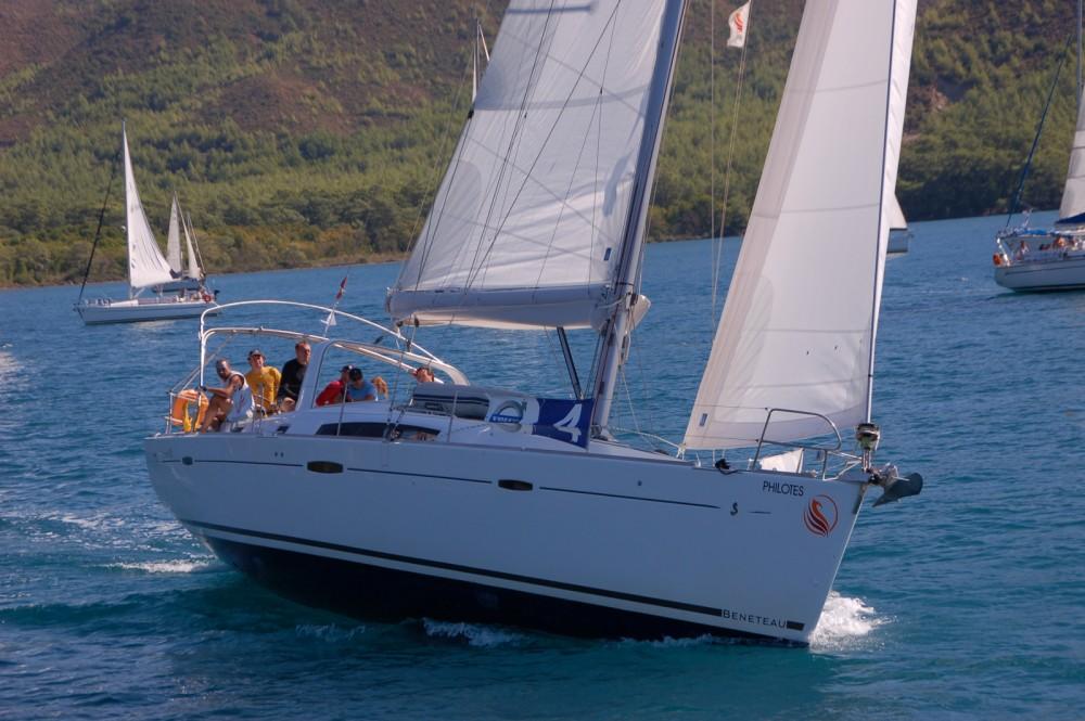 Location bateau Rogoznica pas cher Oceanis 50