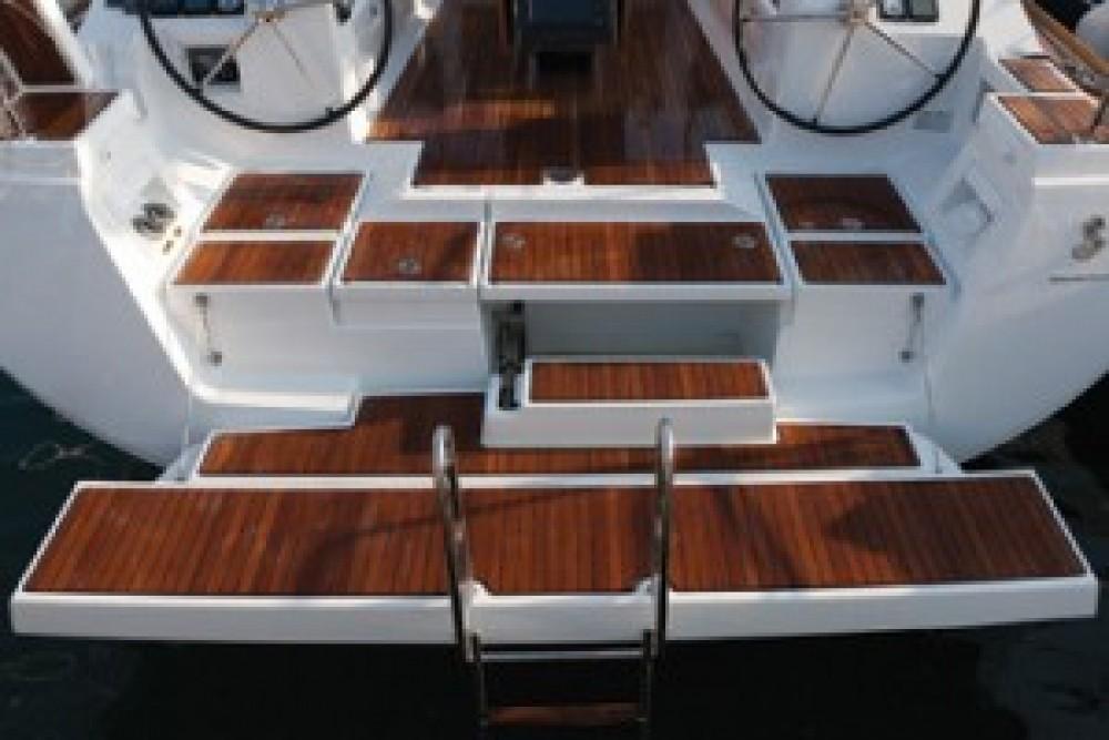 Location yacht à Marmaris - Bénéteau Oceanis 45 sur SamBoat