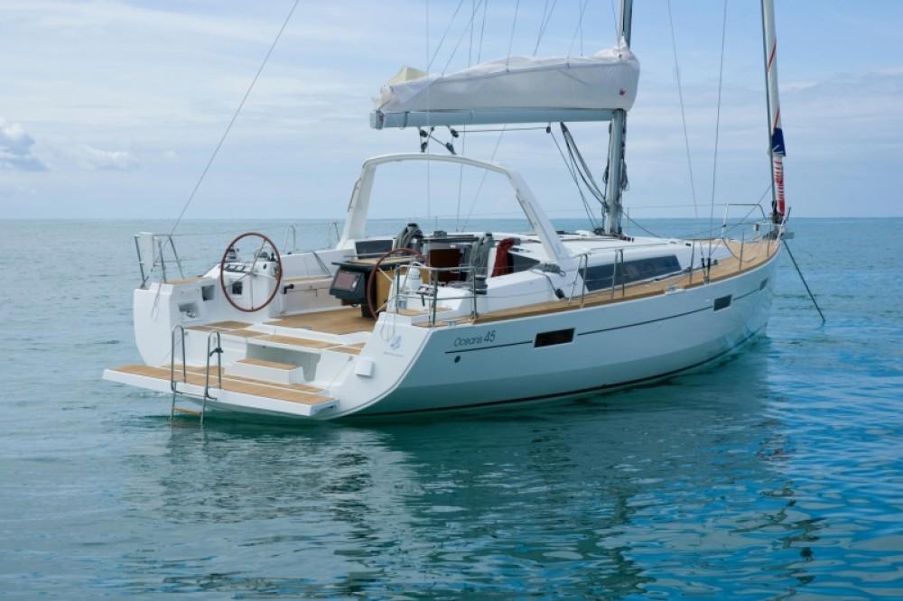 Location bateau Bénéteau Oceanis 45 à Marmaris sur Samboat