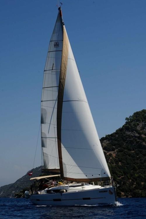 Location bateau Dufour Dufour 410 Grand Large à Fethiye sur Samboat
