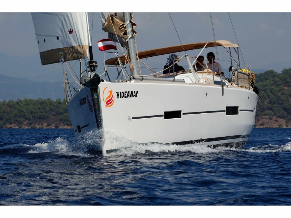 Louer Voilier avec ou sans skipper Dufour à Fethiye