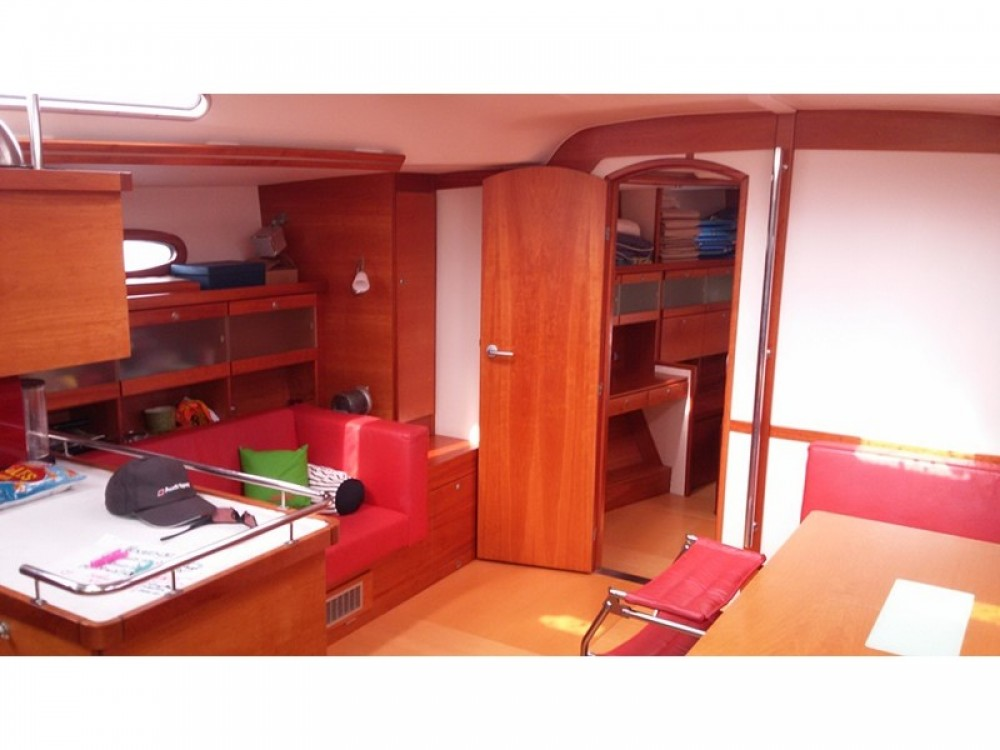 Boat rental Rogoznica cheap Hanse 531
