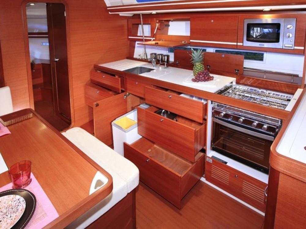 Location bateau Marmaris pas cher Dufour 450 Grand Large