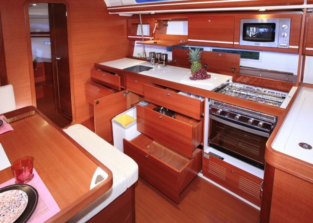 Dufour Dufour 450 Grand Large entre particuliers et professionnel à Marmaris
