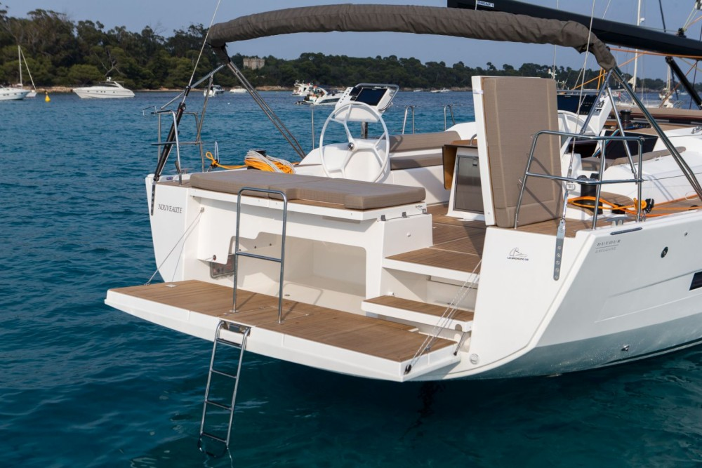 Rental Sailboat in Rogoznica - Dufour Dufour 56 Exclusive