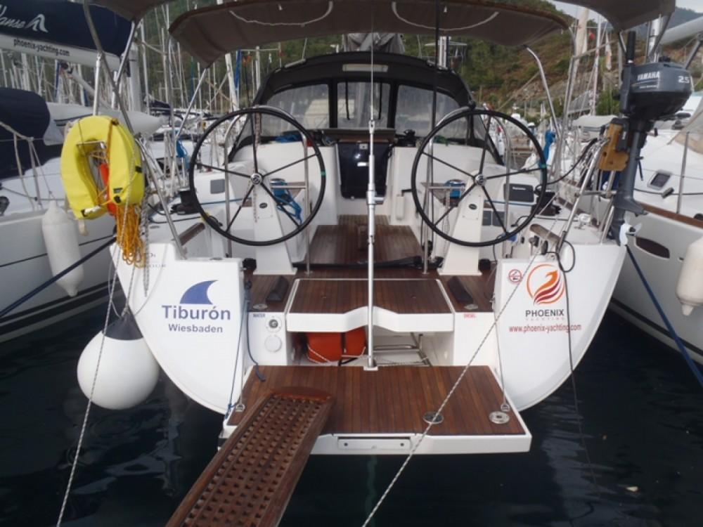 Location yacht à Marmaris - Dufour Dufour 40 E Performance sur SamBoat