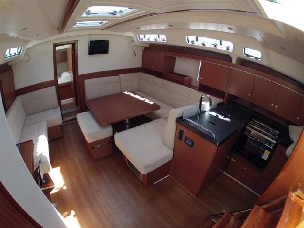 Location bateau Fethiye pas cher Hanse 455