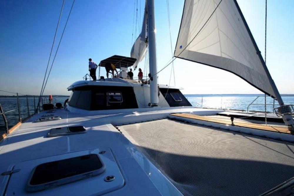 Location yacht à Cannes - Sunreef Sunreef 62 sur SamBoat