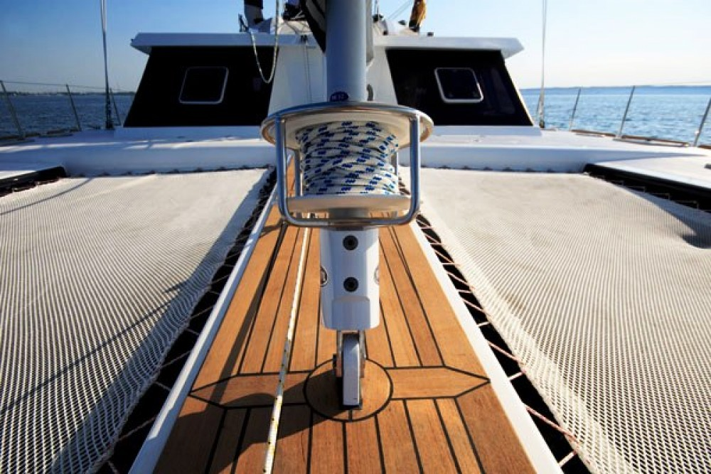 Location bateau Cannes pas cher Sunreef 62