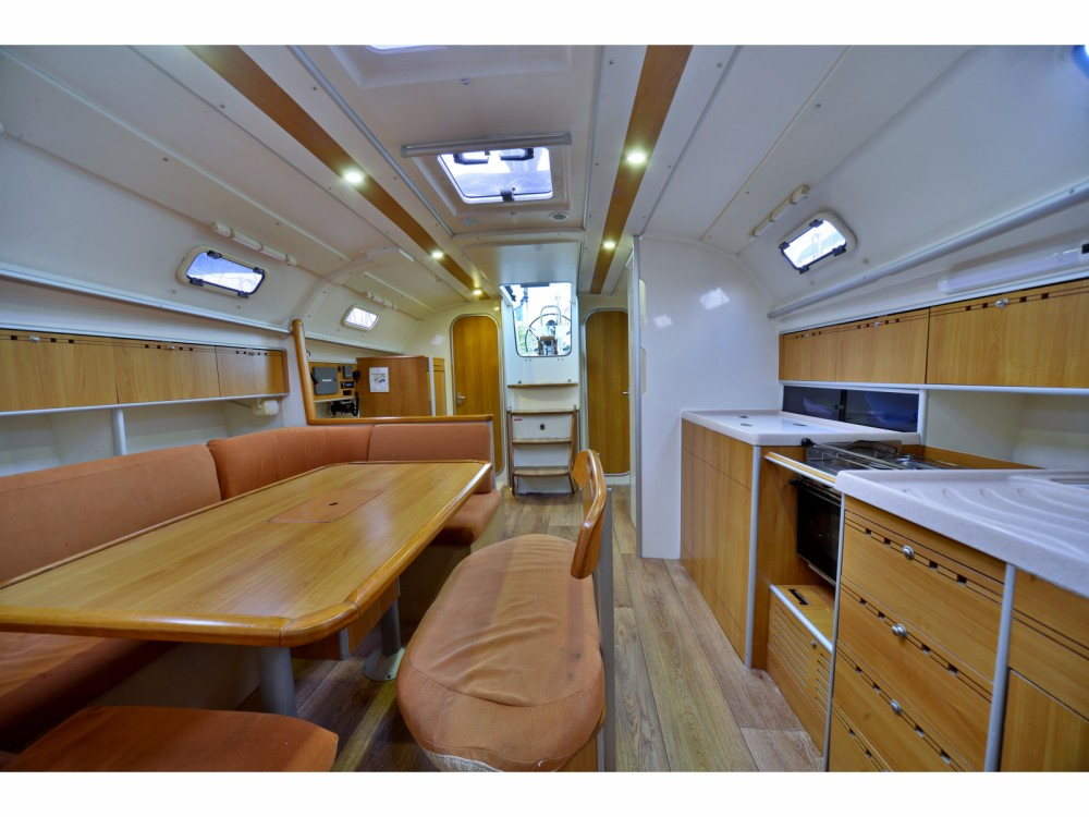 Location Voilier à Μαρίνα Αλίμου - Poncin Yachts Harmony 47