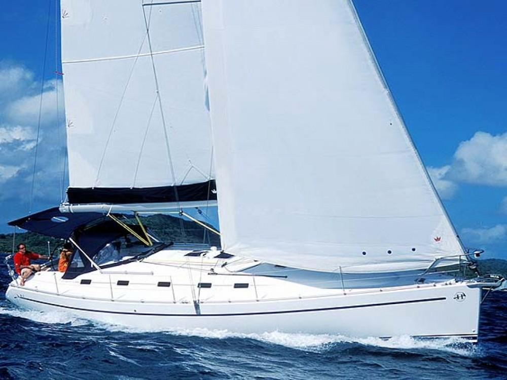 Louez un Poncin Yachts Harmony 47 à Μαρίνα Αλίμου