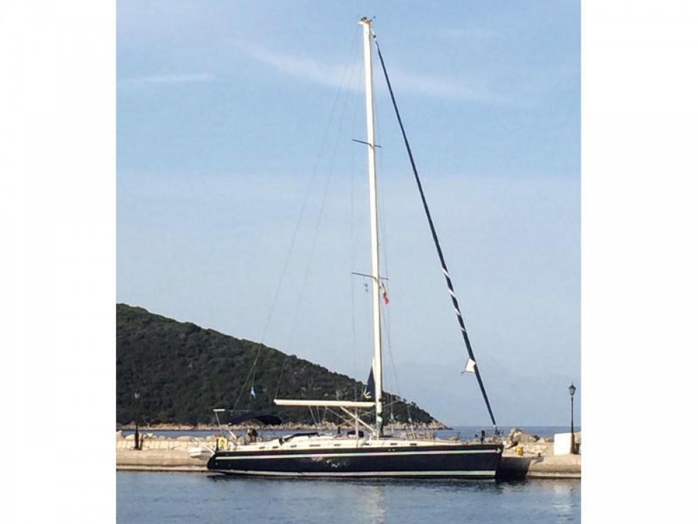 Location bateau Μαρίνα Αλίμου pas cher Ocean Star 56.1 - 5 cabins