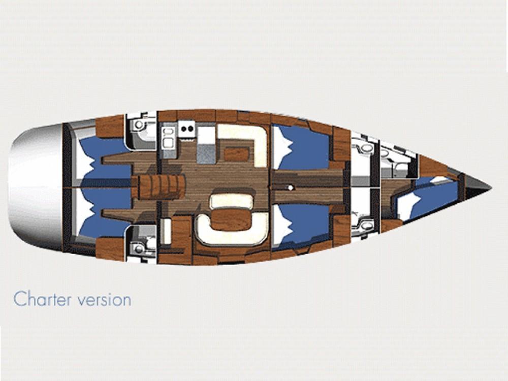 Location bateau Ocean Ribs Ocean Star 56.1 - 5 cabins à Μαρίνα Αλίμου sur Samboat