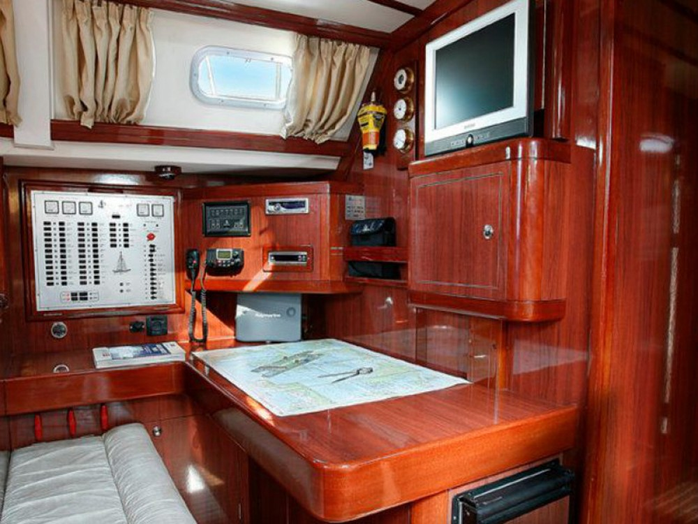 Location Voilier à Marina de Alimos - Ocean Ribs Ocean Star 56.1- 6 cabins