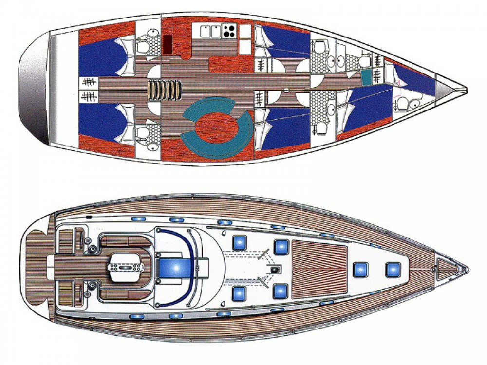 Louer Voilier avec ou sans skipper Ocean Ribs à Μαρίνα Αλίμου