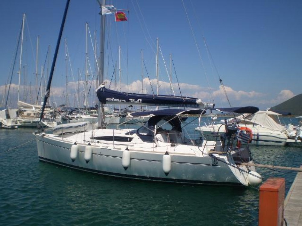 Location yacht à Marina de Alimos - Elan Elan 340 sur SamBoat