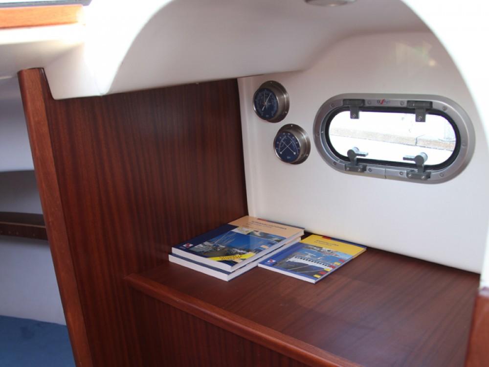 Location bateau Sas Vektor Adria Event 850 à Marina Šangulin sur Samboat