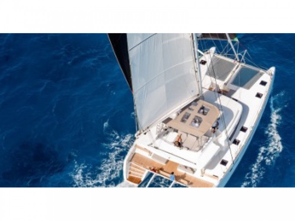 Location Catamaran à San Felice Circeo - Lagoon Lagoon 52F