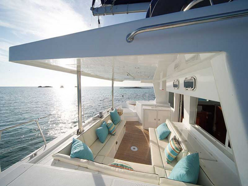 Location bateau Salerne pas cher Lagoon 500