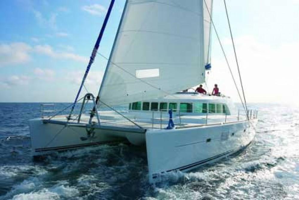 Catamaran à louer à Salerne au meilleur prix
