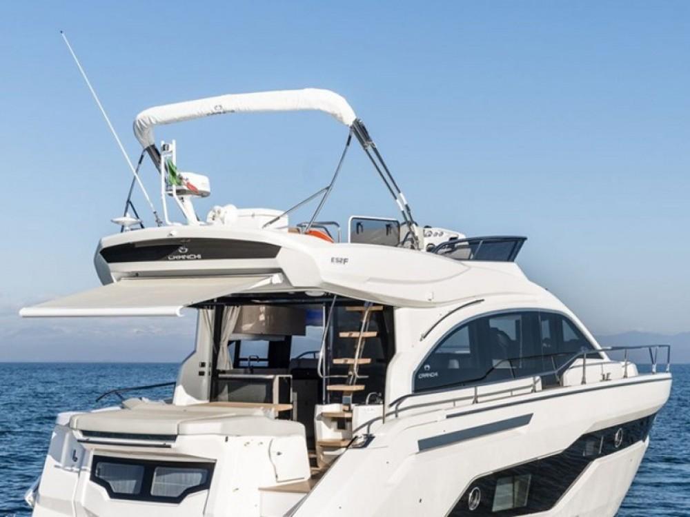 Boat rental ACI Marina Split cheap Cranchi E 52 F Evoluzione