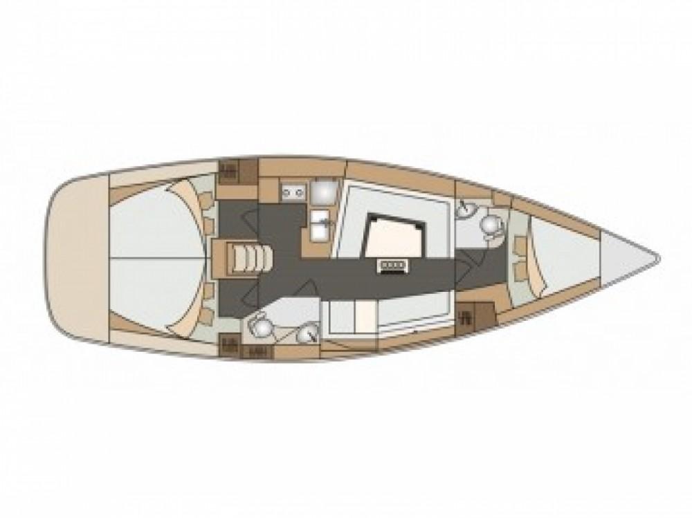 Location bateau Elan Elan 40 à Sibenik sur Samboat