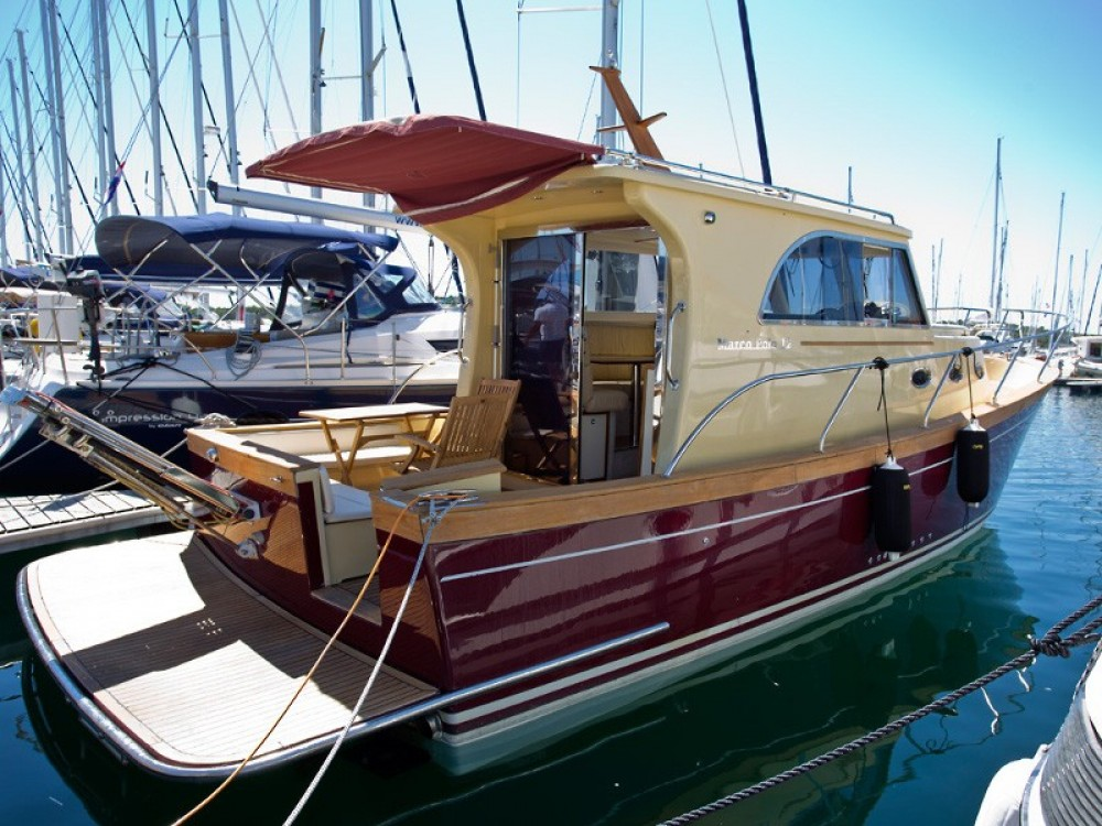 Location bateau Sibenik pas cher Marco Polo 12