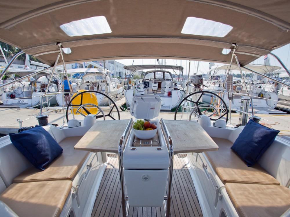 Location bateau Jeanneau Sun Odyssey 409 Performance à Sibenik sur Samboat